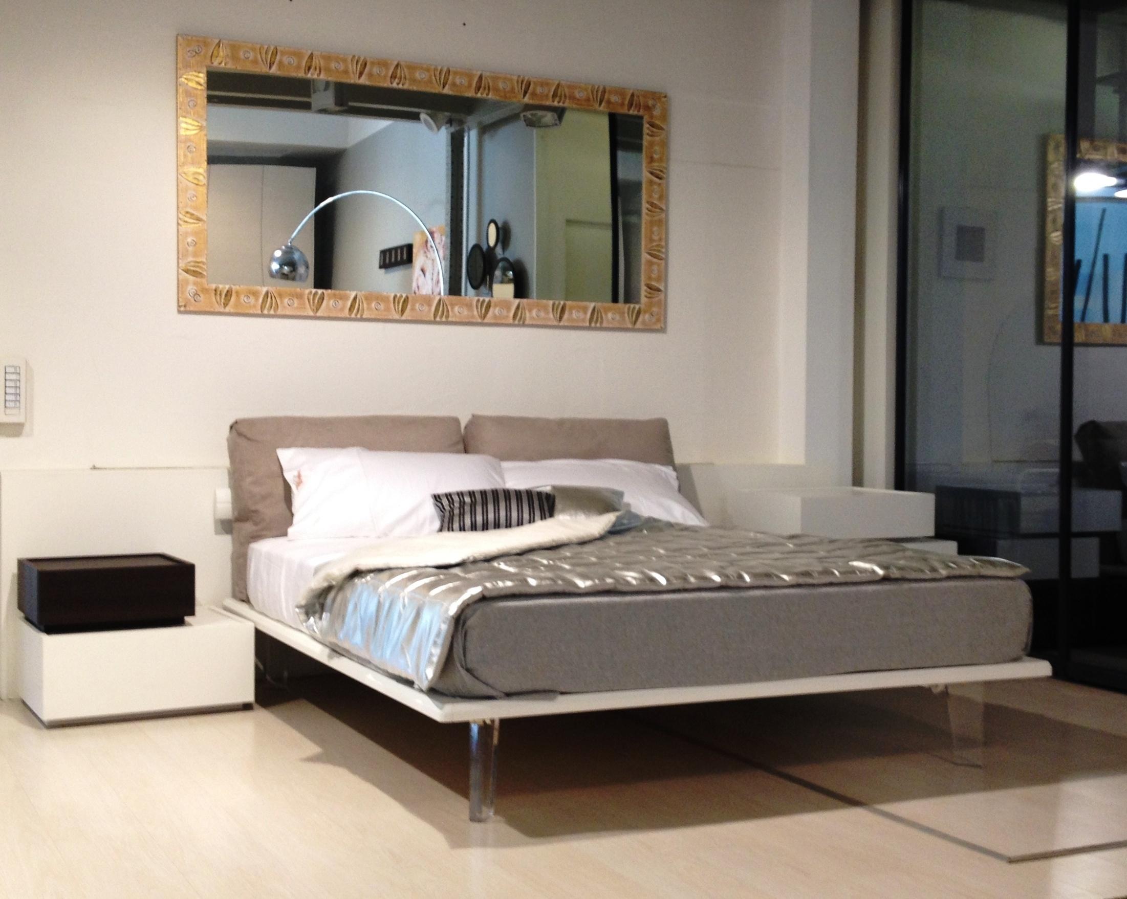 Spalliere Letto Ikea Of Letto Matrimoniale Con Comodini Laccati Opachi Bianco