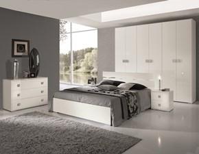camera da letto moderna scontata del 35%
