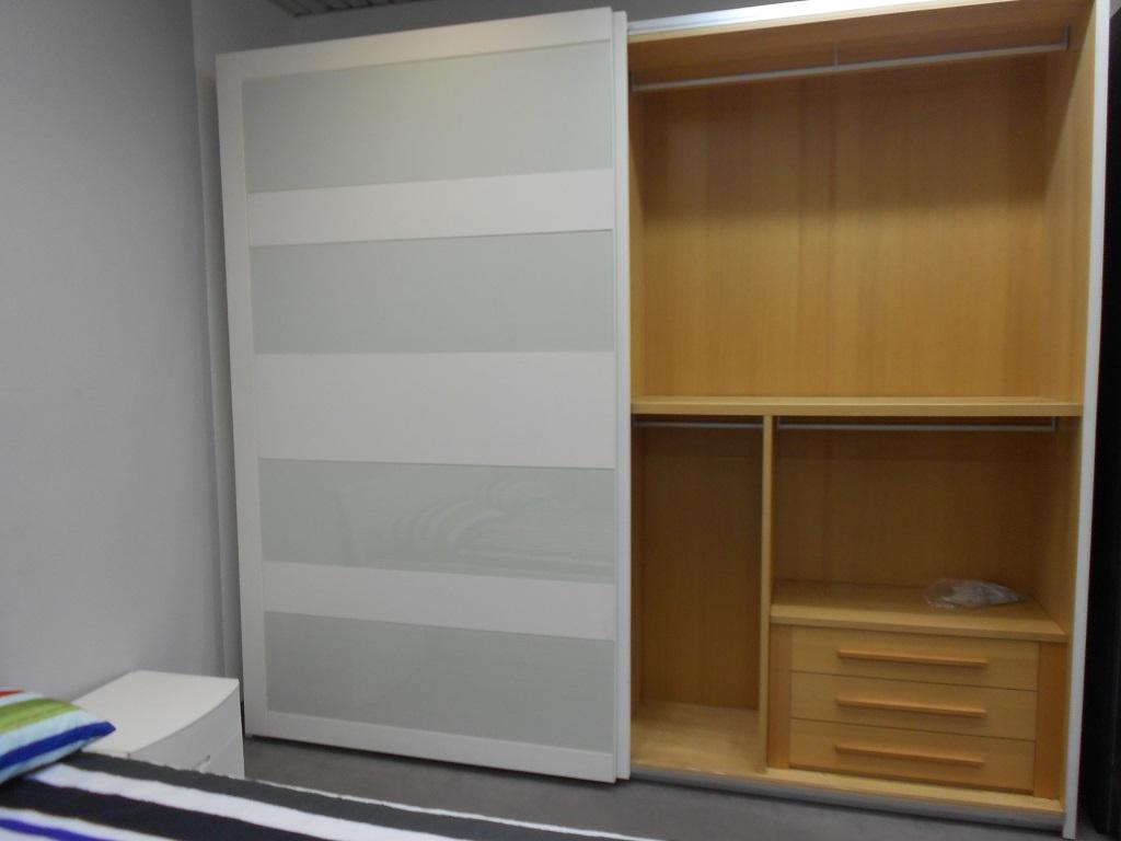 Camera Napol Camera matrimoniale completa bianca Moderno Laccato ...