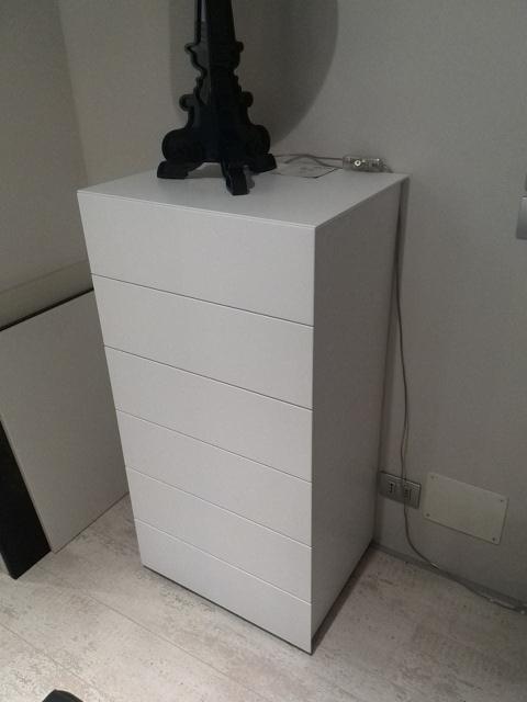 Cassettiera com per camera da letto clip design orme camere a prezzi scontati - Cassettiere camera da letto design ...