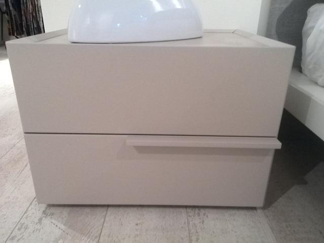 Comodini tetris per camera da letto design orme camere a for Mobili di design per camere da letto interne