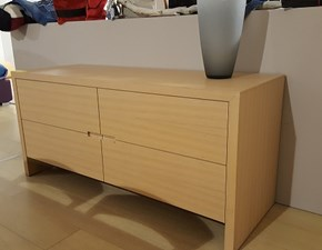 cassettiera Oz poliform rovere