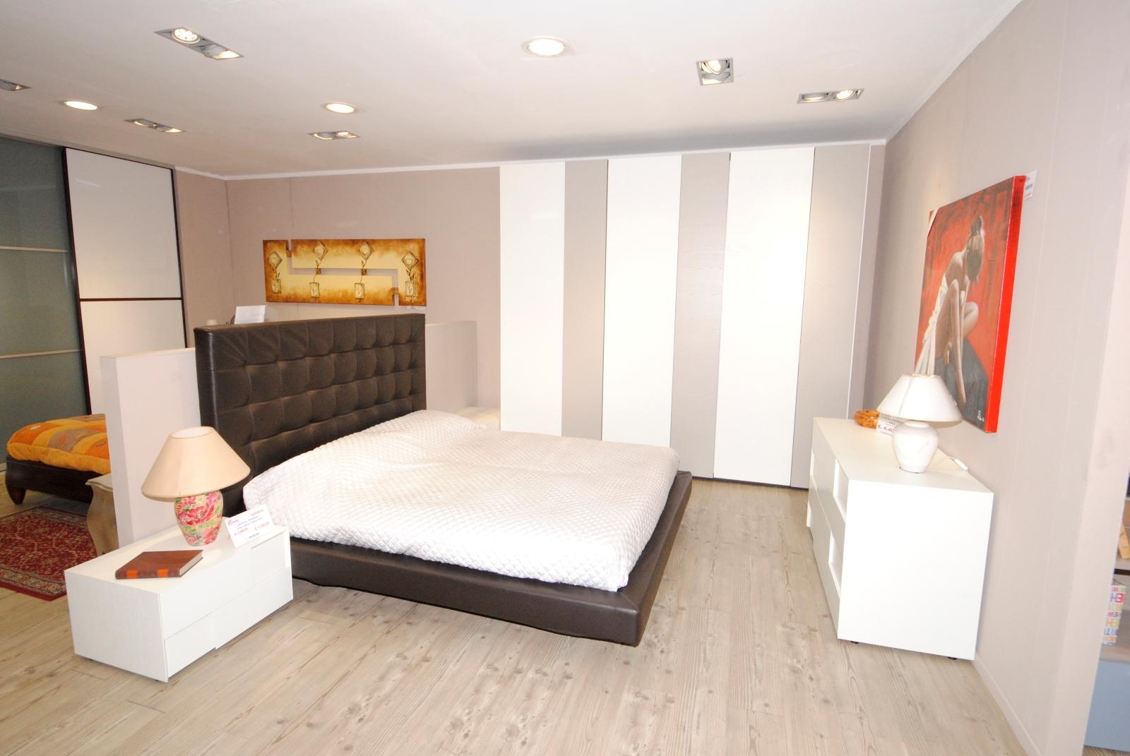 Camera sma armadio vertical style e gruppo letto prestige - Camere da letto sma ...