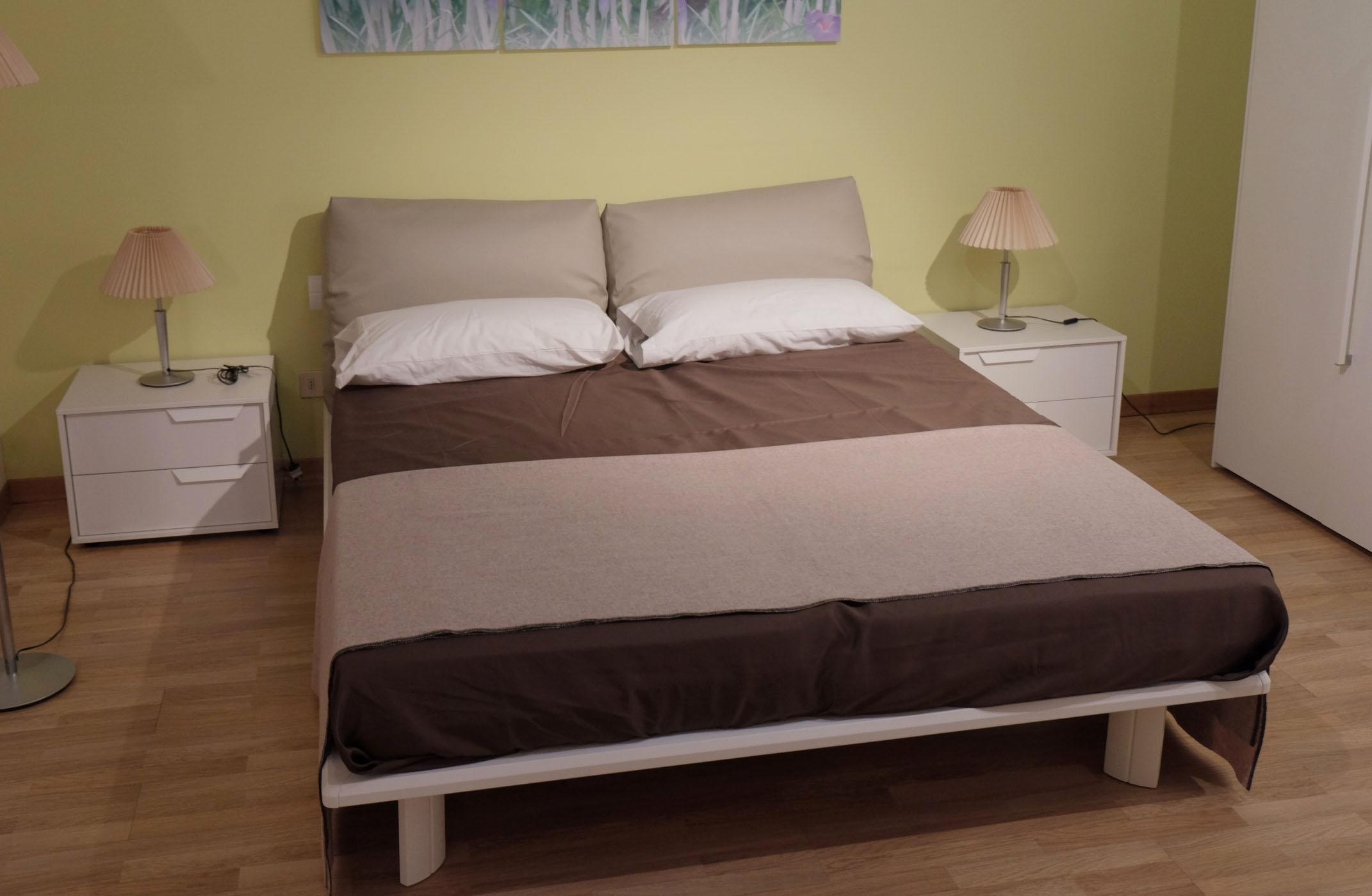 Camera tomasella letto piuma moderno laccato opaco scontato del 51 camere a prezzi scontati - Tomasella camera da letto ...