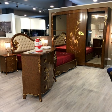 Camere da letto maestri artigiani napoli camere a prezzi for Outlet arredamento napoli