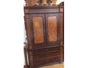 Cassettiere Armadio  Artigianale in legno a prezzo scontato