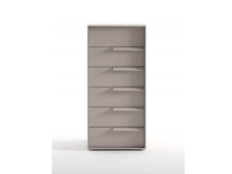 Cassettiere bonn cinquanta3 in laminato a prezzo scontato for Cassettiere design outlet