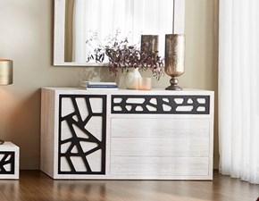 Cassettiere Contradiction  Artigianale in legno a prezzo ribassato