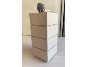 Cassettiere Origami Mazzali in legno a prezzo scontato