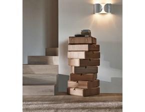 Cassettiere Teorema  Molteni & c in legno a prezzo ribassato