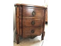 Com e comodini in legno reggenza versailles faber di - Faber mobili prezzi ...