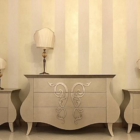 outlet Comò e comodini in legno stile contemporaneo in promozione