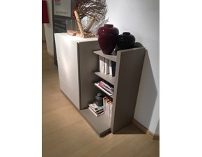 Comò Easy wood Caccaro in laminato in Offerta Outlet