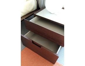 Comodini Novamobili Collezione quarantacinque a prezzo ribassato in legno