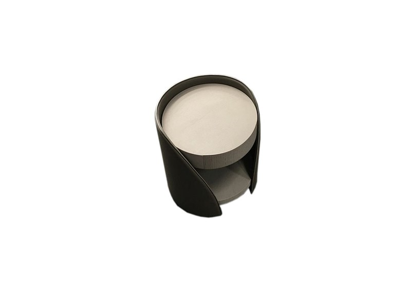 Comodino mod tisettanta in pelle a prezzo ribassato for Tisettanta outlet