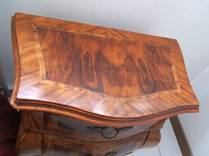 Coppia di comodini legno massello PREZZO OUTLET