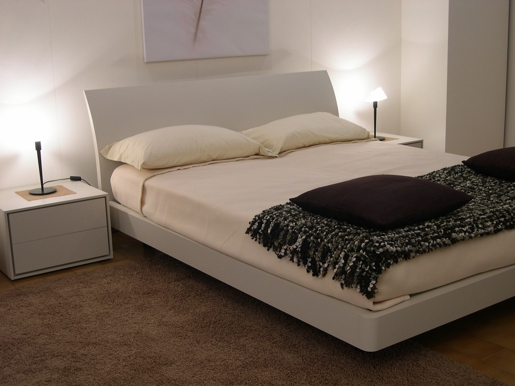 venduto offerta gruppo letto novamobili composto dal letto ...
