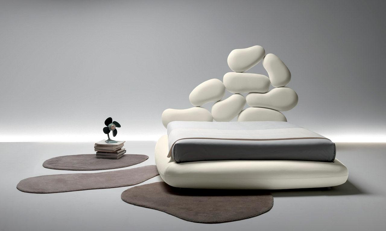 Letto contenitore noctis camere a prezzi scontati for Camera da letto principale seminterrato