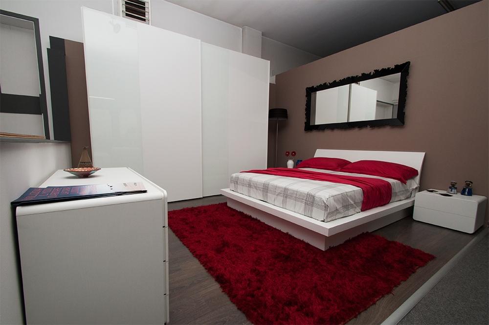 camera matrimoniale novamobili moderna in offerta camere