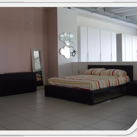 Offerta letto gruppo camere a prezzi scontati for Letto design offerta