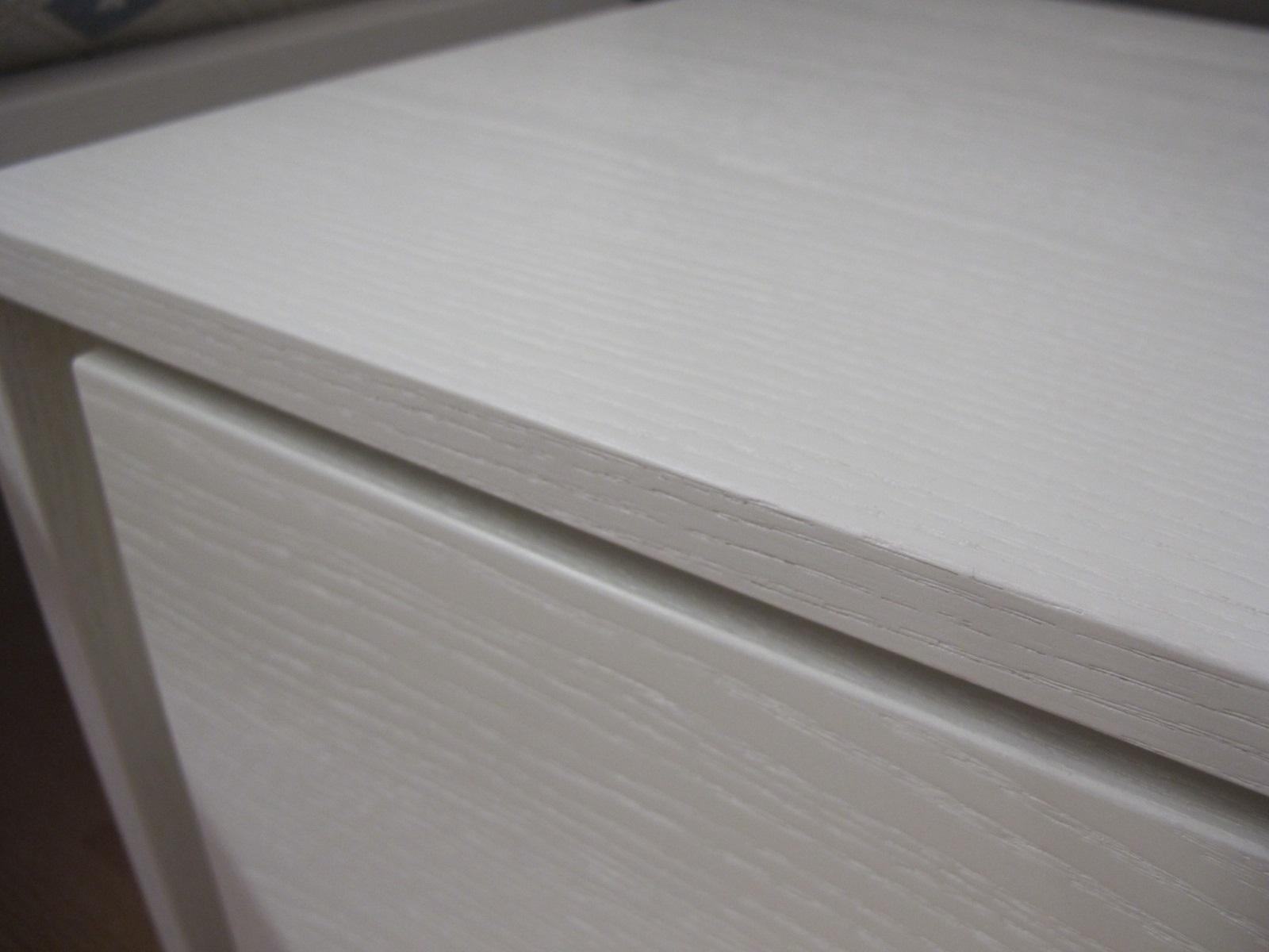 Orme gruppo letto in legno laccato scontato 40 camere a prezzi scontati - Letto in legno bianco ...