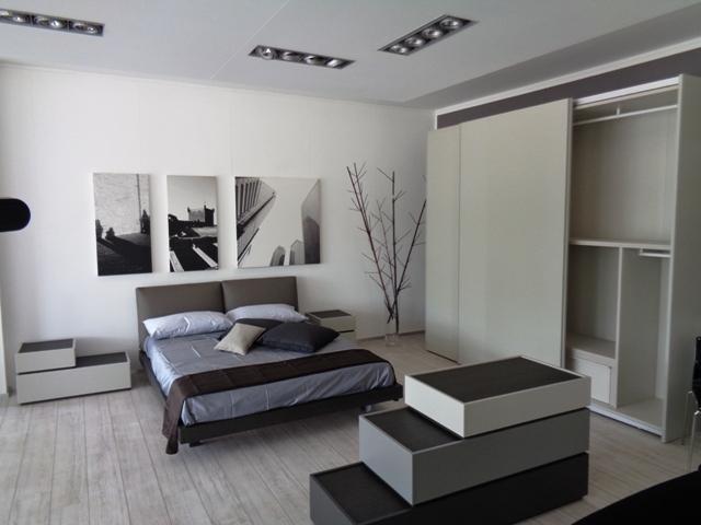 Sangiacomo camera armadio mixo con led con gruppo cidori e - San giacomo camere da letto ...