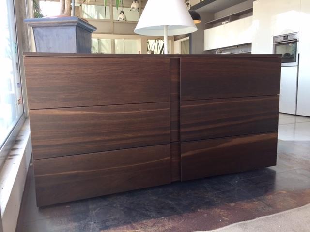 Silenia camera linear como 39 in legno rovere for Camere in legno