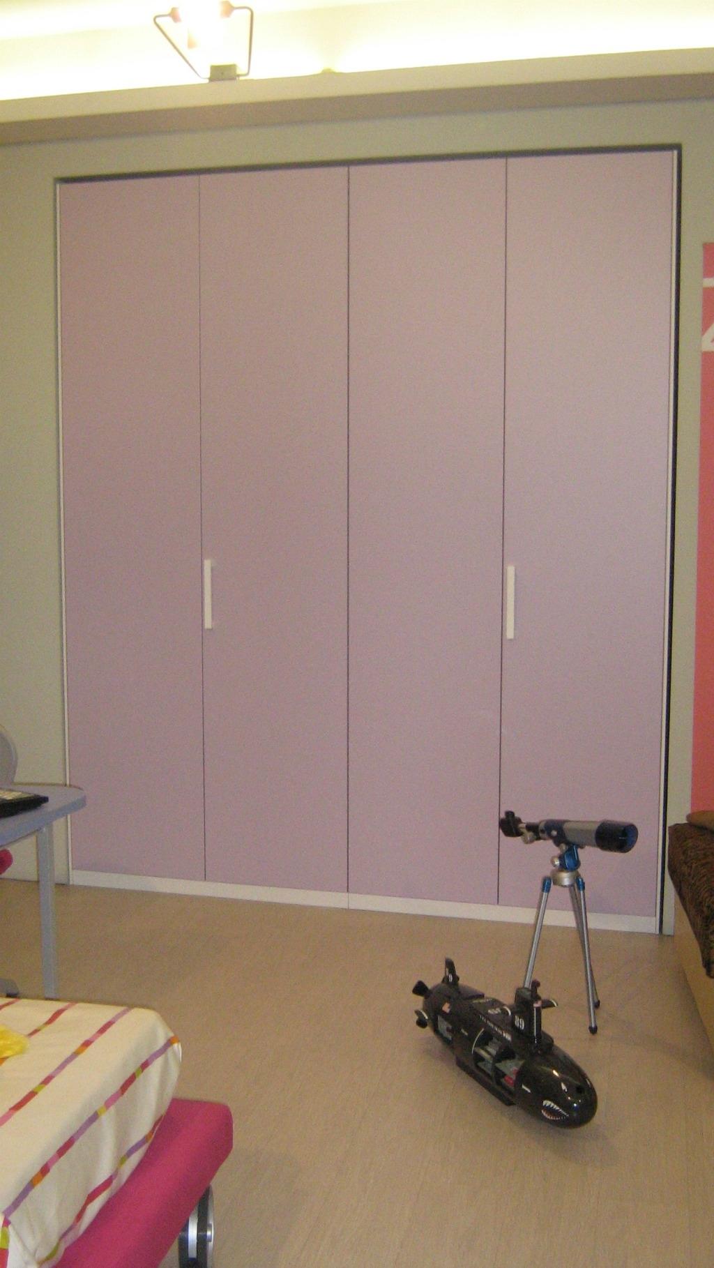 Arredamento Camerette Zalf : Zalf armadio lilla offerta camerette a prezzi scontati