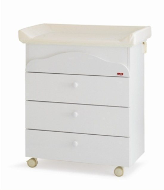 Bagnetto Fasciatoio Bianco - Camerette a prezzi scontati