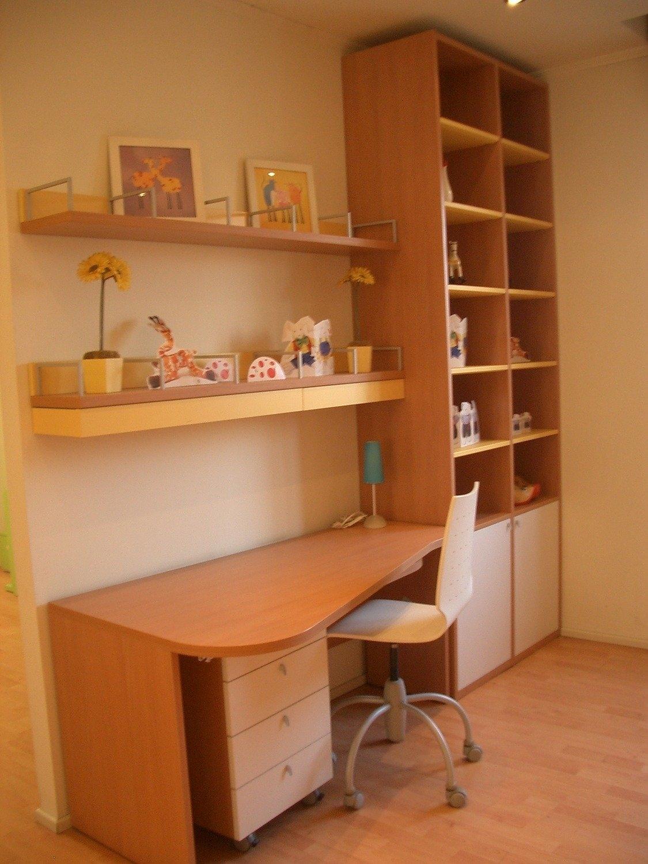 Battistella cameretta 2 letti camerette a prezzi scontati for Mobile scrivania libreria