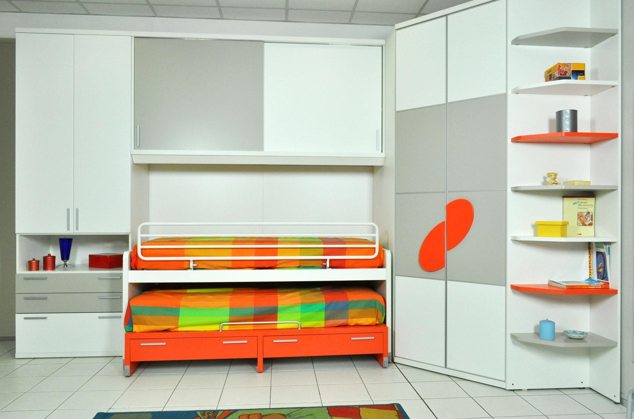 Camerette Doimo ~ Idee per interior design e mobili