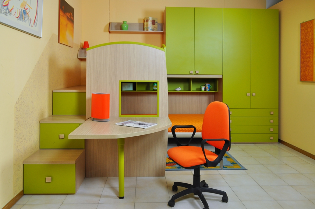 Giessegi scrivanie ufficio - Camerette soppalco prezzi offerte ...