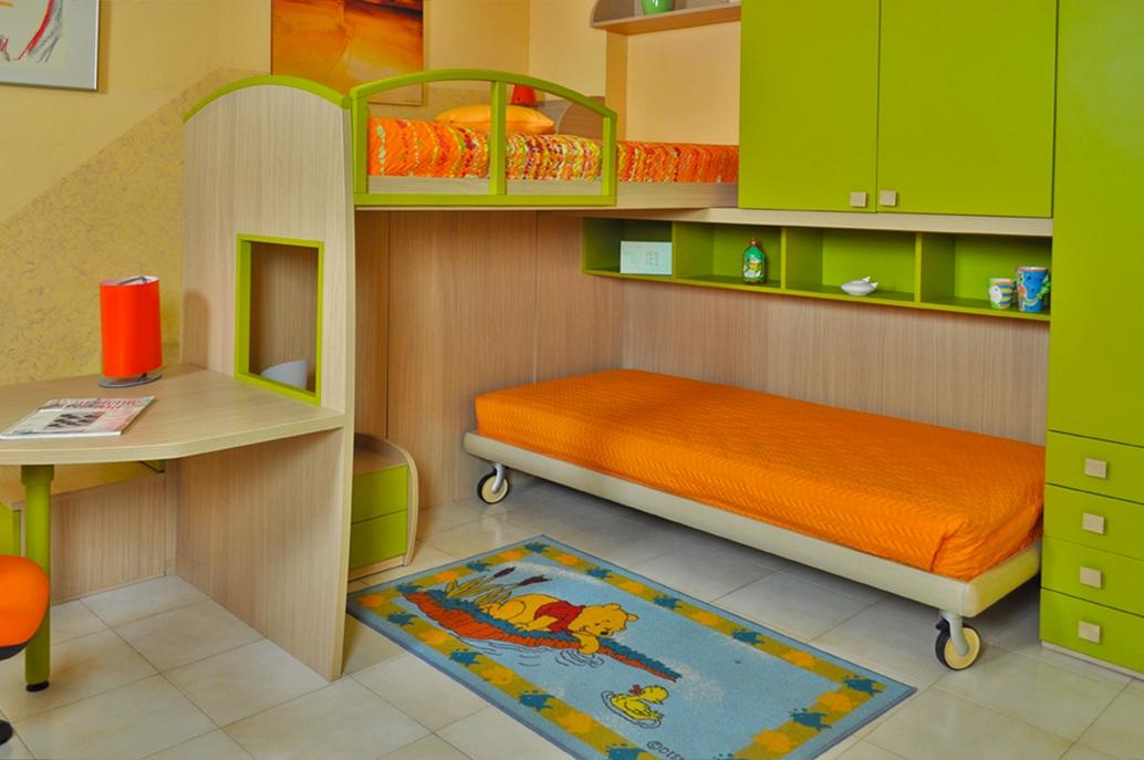 Awesome Camerette Giessegi Prezzi Contemporary - Home Design Ideas ...