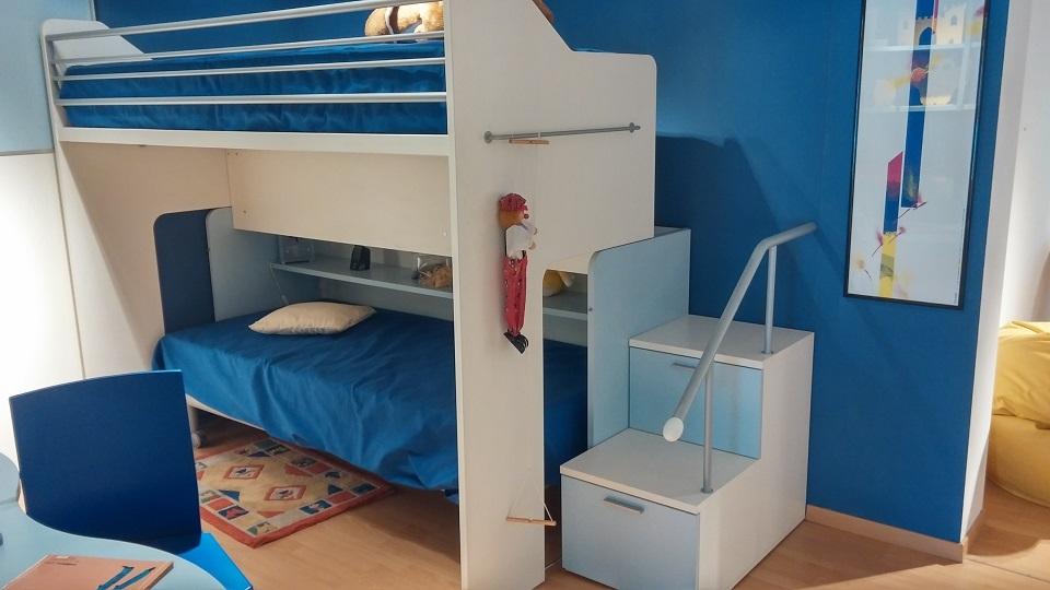 Letto A Castello Con Scivolo Ikea