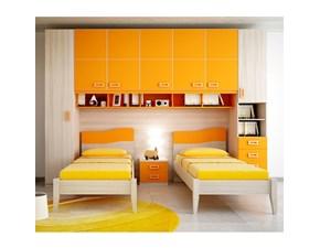 Cameretta Armadio ponte dorange Arrisal con letto a pontein offerta