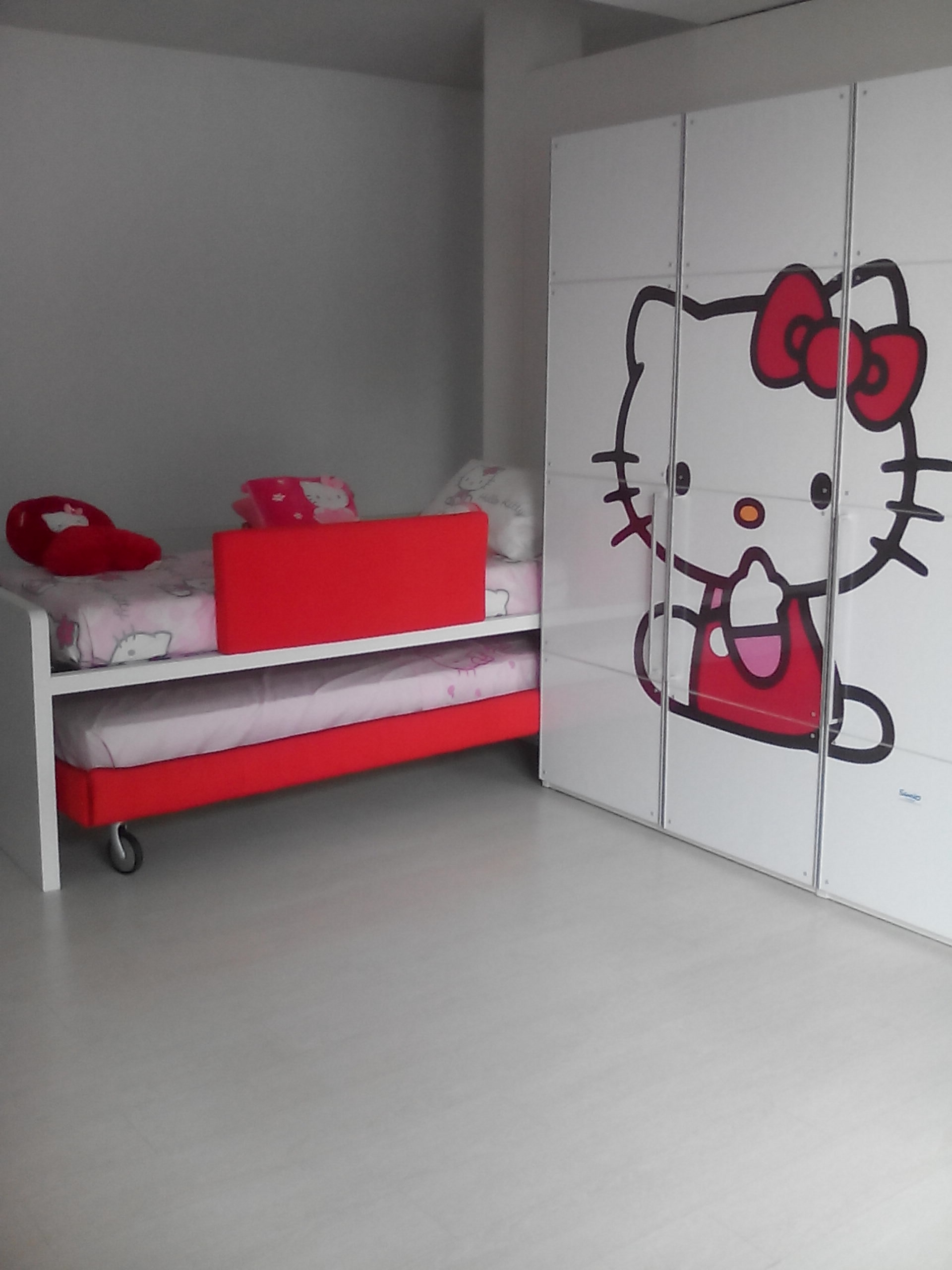 Camerette Di Hello Kitty  hello kitty cameretta kittylove, camera da letto hello kitty camera ...