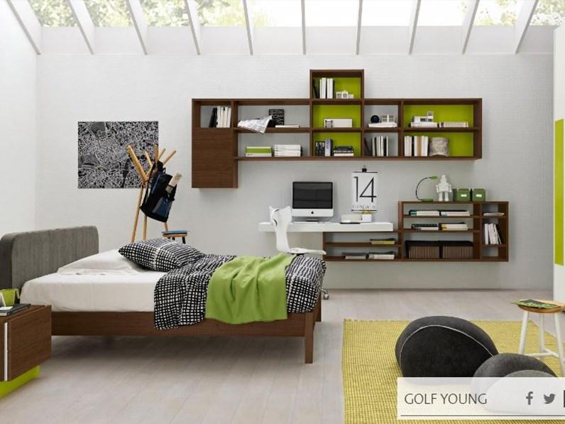 Cameretta colombini modello y516 linea golf for Dimensione casa arredamenti