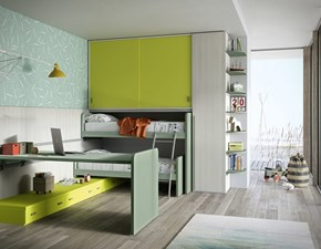 Cameretta Comp 16 Siloma in OFFERTA OUTLET