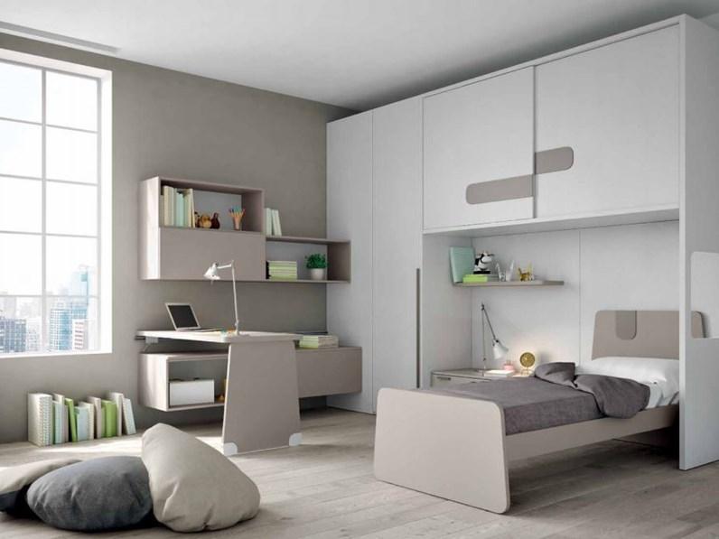 Cameretta mistral linea evo 11 for Linea casa arredamenti