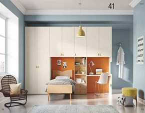 Cameretta Composizione ponte 41 Mistral in OFFERTA OUTLET