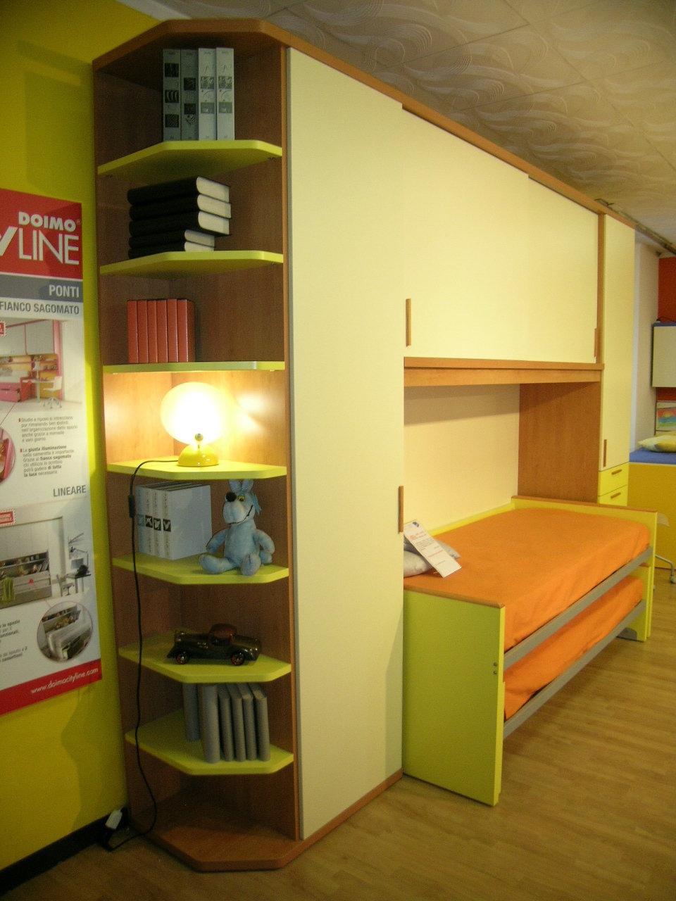 Cameretta Doimo Cityline 3137 Camerette A Prezzi Scontati