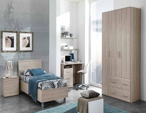 Cameretta Easy Mcsmobili in OFFERTA OUTLET