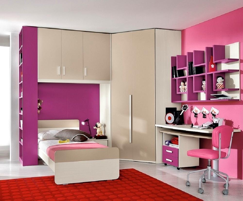 Cameretta Di Barbie Con Scrivania Camerette A Prezzi | sokolvineyard.com