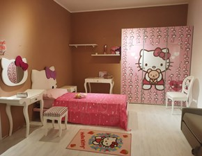 CAMERETTA Hello kitty C.i.a. international a PREZZI OUTLET