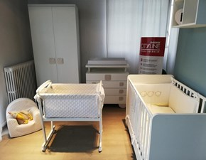 Cameretta in laminato opacoCompleta neonato Doimo cityline scontata a PREZZI OUTLET