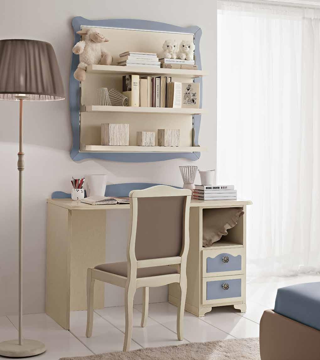 Cameretta Stile Provenzale - Design Per La Casa Moderna - Ltay.net