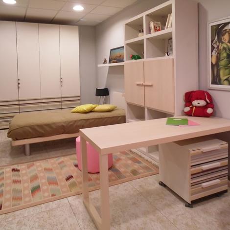 Camerette julia oasis - Camerette bambini legno naturale ...
