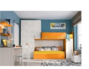 Cameretta Katia 29 Cucine store con letto a soppalco in Offerta Outlet