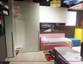 CAMERETTA Kids4 Moretti compact a PREZZI OUTLET