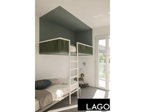 Cameretta Lagolinea weightless Lago in OFFERTA OUTLET